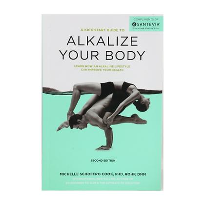 Santeria Alkalize Your Body *informative book*