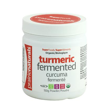 turmeric fermented curcuma