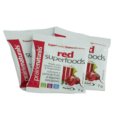 Red Superfoods 7g powder-single dose