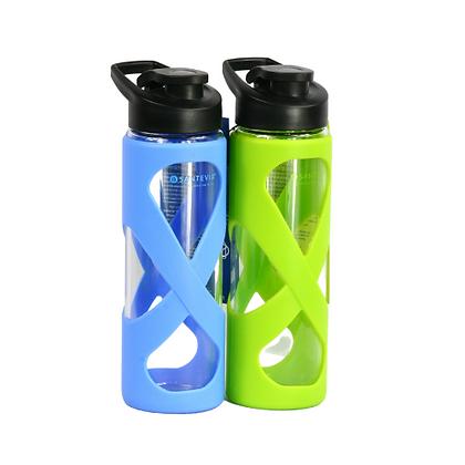 Santevia *Glass Water* Bottle