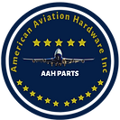 NEW AAH LOGO IN BLUE WHITE LETTERS & STA