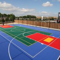 Peinture de sol - Terrains sportifs - Tr