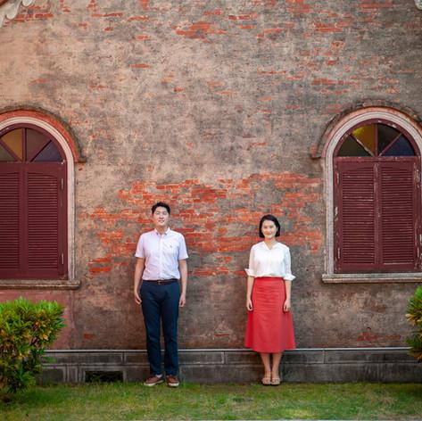 Partner Photo Shoot
