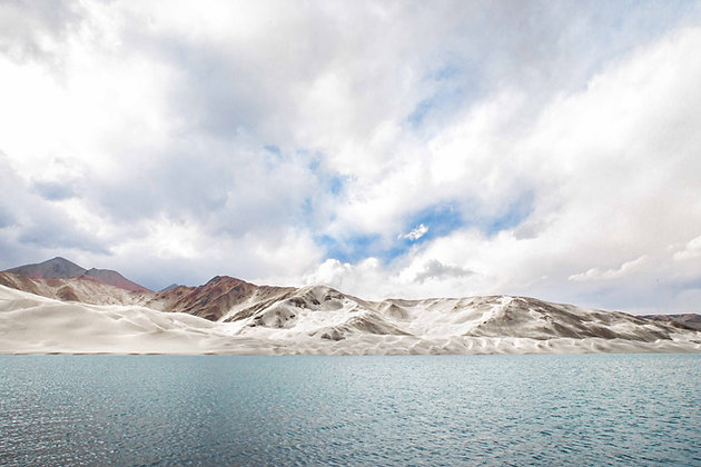 White Sand Lake