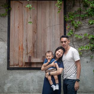 Family photo shoot in Huashan 1914