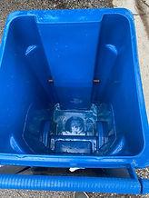 clean blue bin .JPG