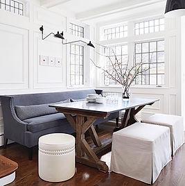 Custom Bespoke Banquette Furniture