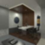 Interior. Architecture. Office.