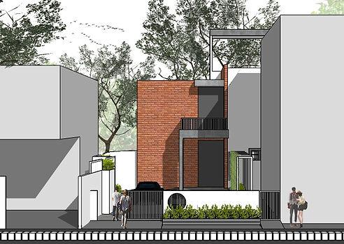 Building. Architecture. Design. Plan