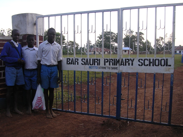 Chapter 20 - bar sauri primary school