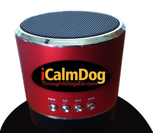 Through a Dog's Ear Speaker Label.jpg