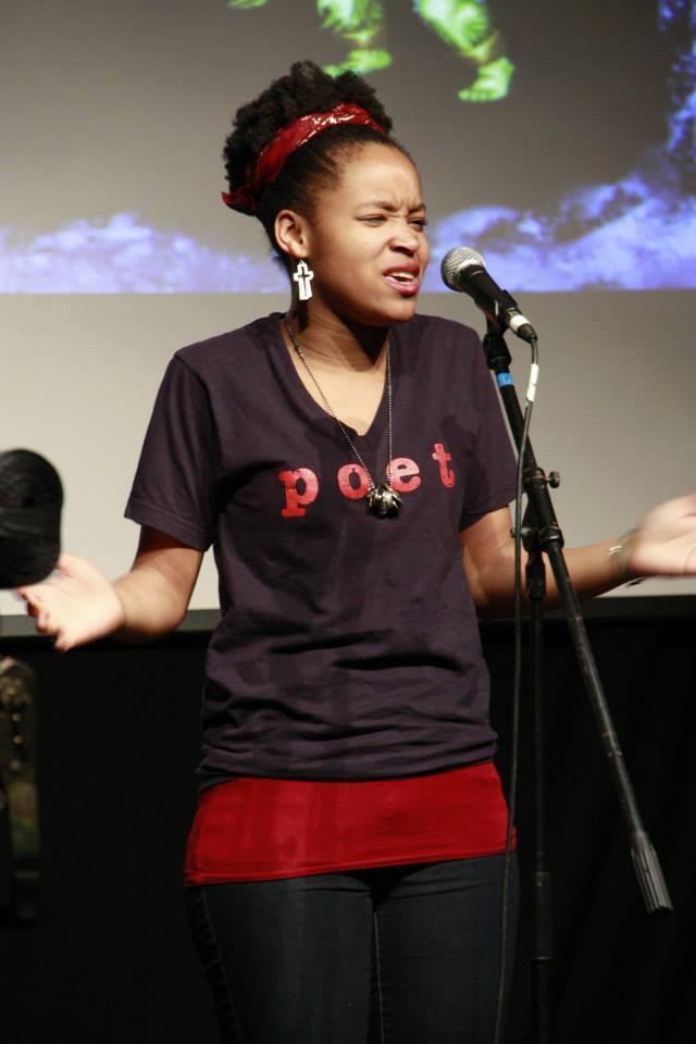 Poetry Performance/Public Speaking