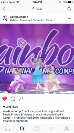 Hey BDA!!!! _Check out Toots Sweets on Rainbows Instagram page!!! _Yay!!!
