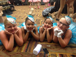 National Platinum Award and a special judges _Fabulous Face_ award!!!! 9th Place Overall!!!__Whoa!!!