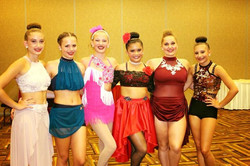 Teen soloists took command of that stage and danced brilliantly! Bravo! _We are so proud of you all!