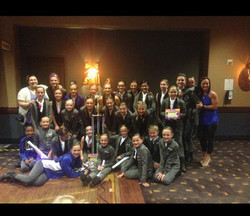 National Double Platinum award! High Point award! National Title winner overall 9-11 year line! _Dyn
