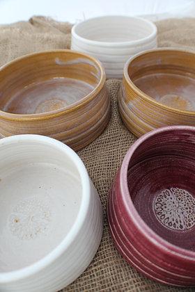 Medium Dog Bowls