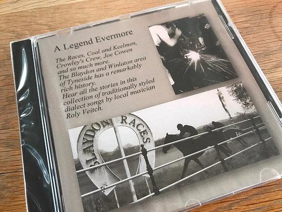 Legend Evermore CD