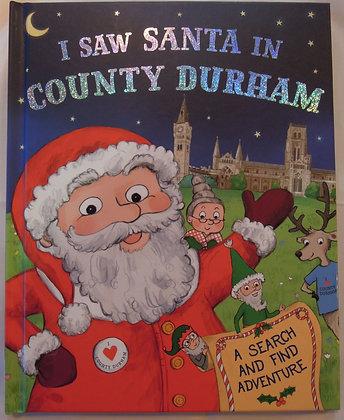 I Saw Santa in County Durham