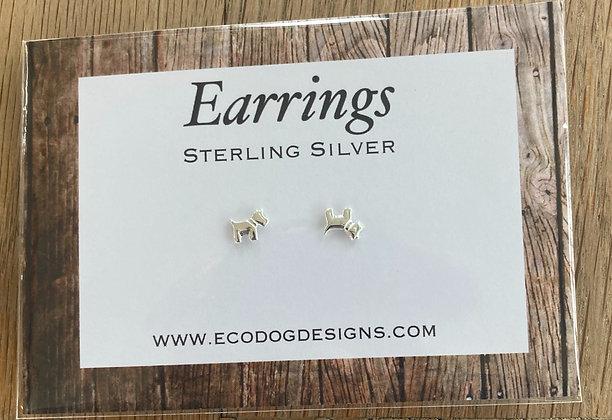 Scottish Terrier Earring