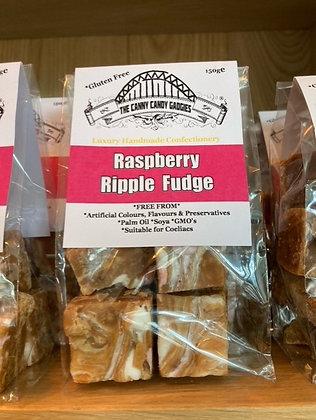 Raspberry Fudge