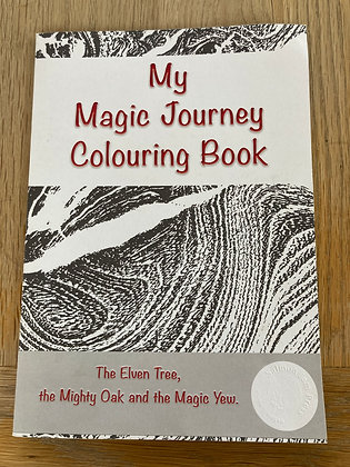 Magical Colouring Book