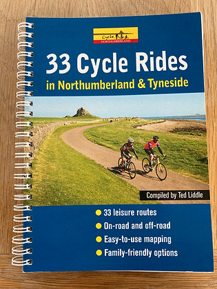 33 Cycle Ride in Northumberland