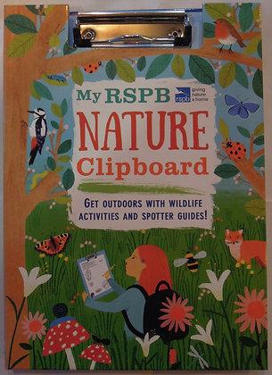 RSPB Nature Clipboard