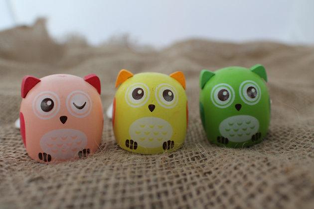 Owl Pencil Sharpeners
