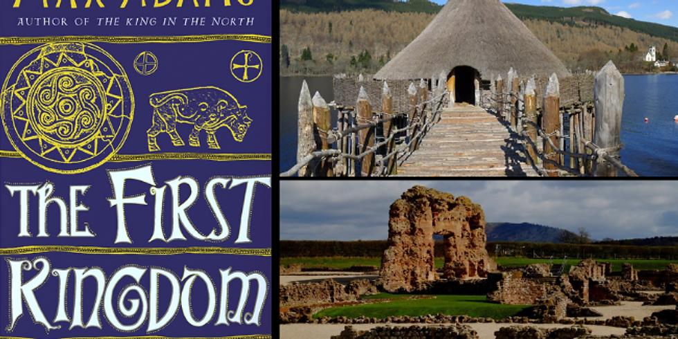 The First Kingdom - Book Launch & Talk