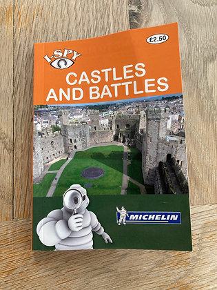 I-SPY Castles & Battles