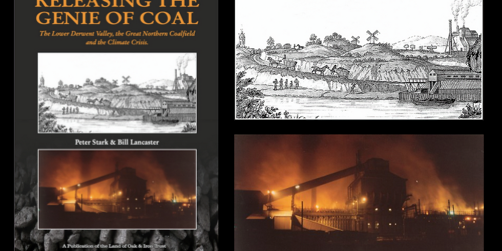 'Releasing the Genie of Coal' Book Launch