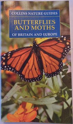 Collins Butterflies & Moths