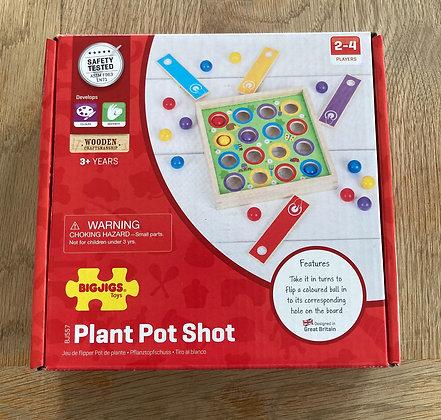 Plant Pot Shot