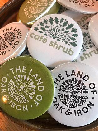 Land of Oak and Iron badges