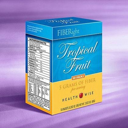 TROPICAL FRUIT FIBER DRINK ($0.89/svg)
