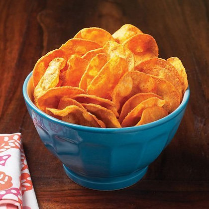 HIGH PROTEIN HONEY BARBEQUE CHIPS  ($1.70/bag)