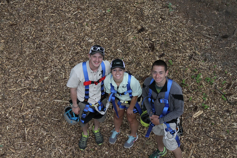 Ropes Course Group