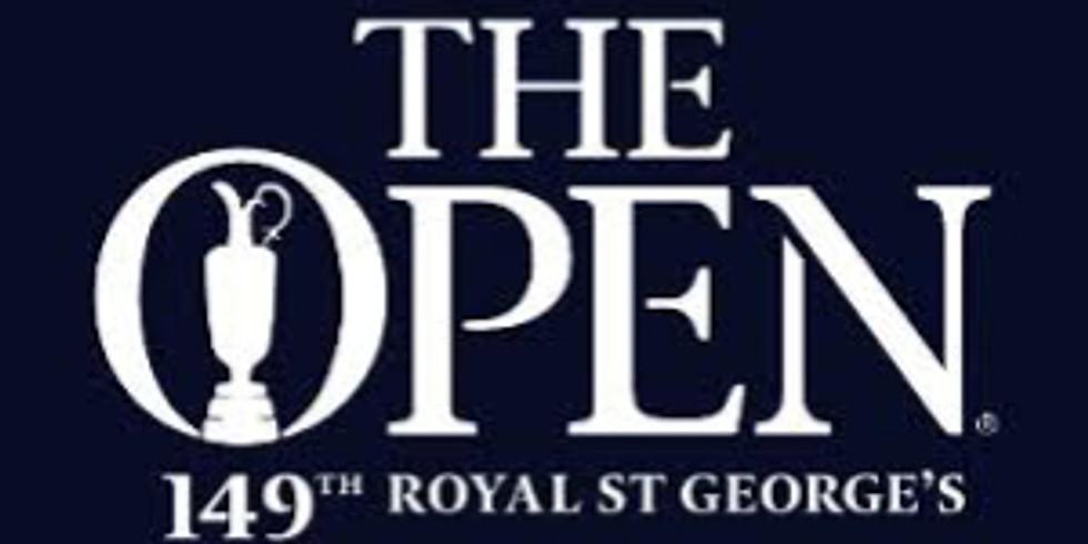 Open Championship Golf Event