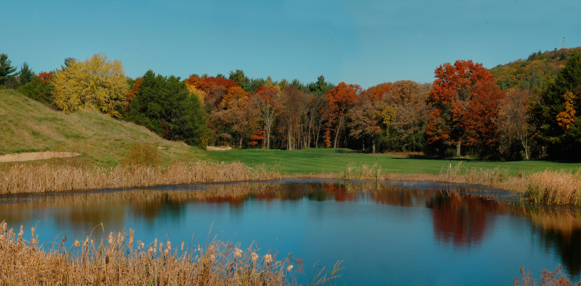 Cold Water Canyon Golf Course - Fall.jpg