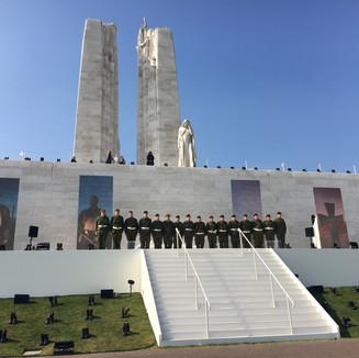 Commemorations - VIMY 100 / Commémoration Vimy 100