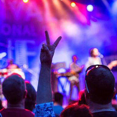 Live concert experiences / Expérience de concert «live»
