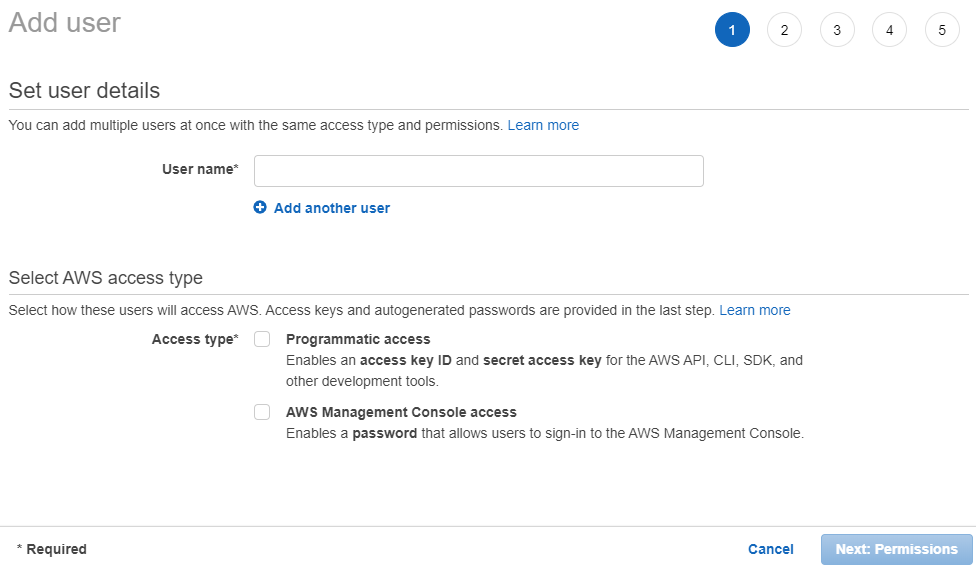 Easy way to use IAM (grant access) in AWS console | IT Block it support singapore