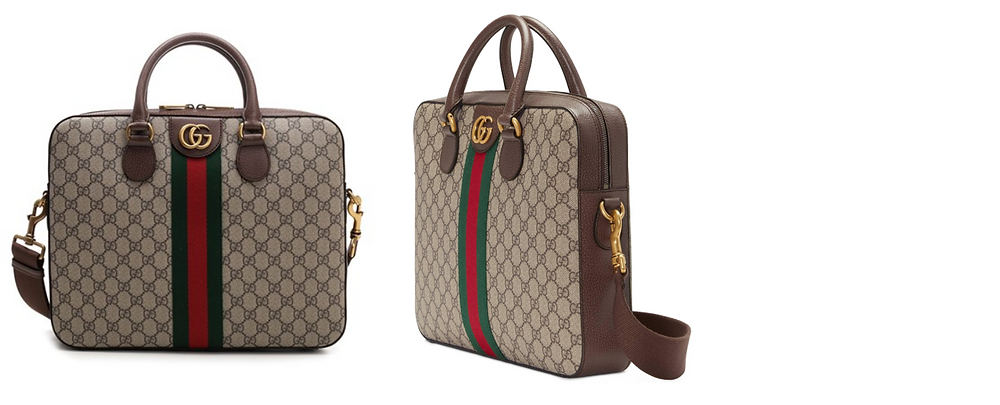 5. Ophidia GG briefcase by Gucci