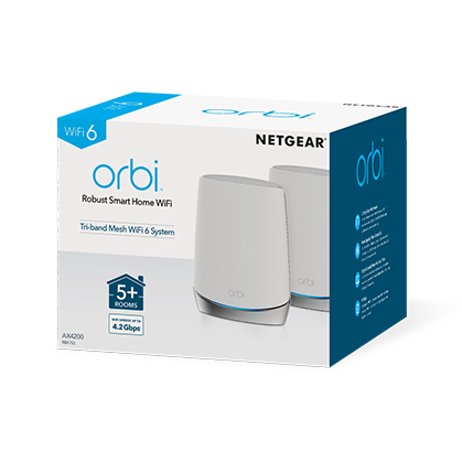 Netgear launches their second Wifi 6 mesh system