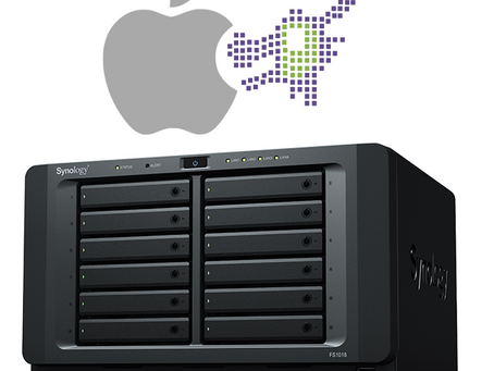 Easy way to connect your Synology NAS to your Mac - MSP IT Support