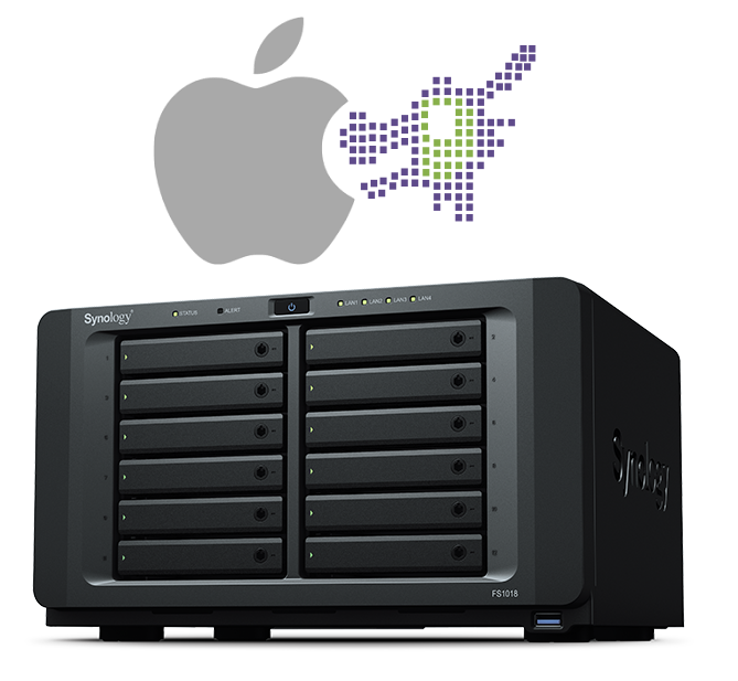 Easy way to connect your Synology NAS to your Mac
