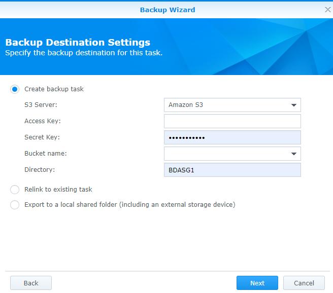 backup destination setting | IT support singapore | it block | it solutions singapore | it services singaporoe