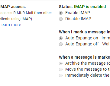 IT Support 101: How to set up Gmail on outlook 2019? IT Block Singapore IT services ISP IT solutions