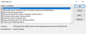 My Outlook iCloud calendar in Windows does not sync | IT Block | IT Support Singapore | Server Servicing